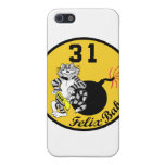 VF-31 Tomcatters iPhone Case iPhone 5 Cases