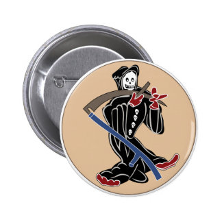 VF-35 Grim Reapers Pinback Button