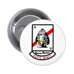 VF-41 Black Aces Pinback Buttons