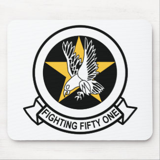vf-51 Screaming Eagles Mouse Pad