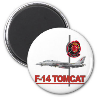 VF-74 Be-Devilers 2 Inch Round Magnet