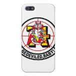 VF-74 Es-Devilers caso del iPhone iPhone 5 Carcasa