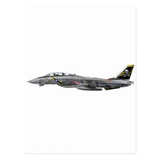 vf-84 f-14 Tomcat Tarjetas Postales