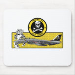 VF-84 JOLLY ROGERS F-14 TOMCAT MOUSE PAD