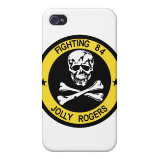 VF-84 Jolly Rogers iPhone Case