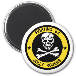 VF-84 Jolly Rogers Magnet