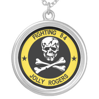 VF-84 Jolly Rogers Necklace