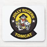 VF-84 Rogers alegre Alfombrilla De Raton