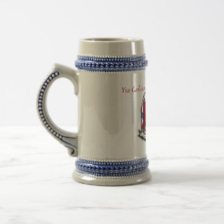vfa22, You Can't Beat a Redcock! Beer Stein