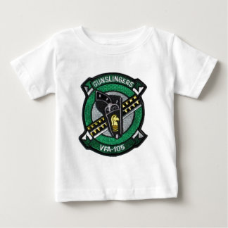 vfa-105 squadron patch baby T-Shirt