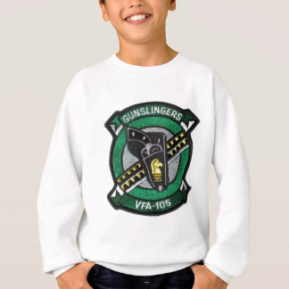 vfa-105 squadron patch sweatshirt
