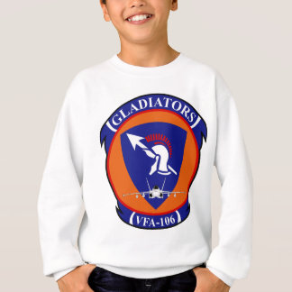 VFA - 106 Fighter Squadron - Gladiators Sweatshirt