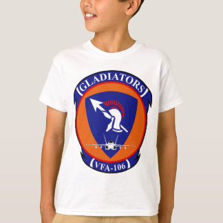 VFA - 106 Fighter Squadron - Gladiators T-Shirt