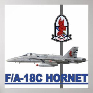 VFA-122 Flying Eagles Print