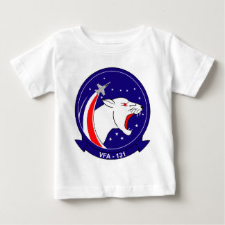 VFA - 131 Fighter Squadron - Wildcats Baby T-Shirt