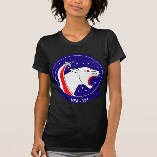 VFA - 131 Fighter Squadron - Wildcats T-Shirt