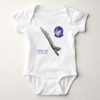 VFA-131 WILDCATS BABY BODYSUIT