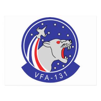 VFA-131 WILDCATS POSTCARD