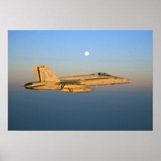 VFA-136 Knighthawk Poster
