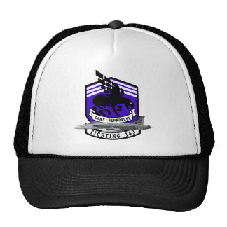 VFA-143 Pukin Dogs F-18 Hornet Mesh Hats