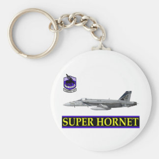 VFA-143 Pukin Dogs F-18 Hornet Keychains
