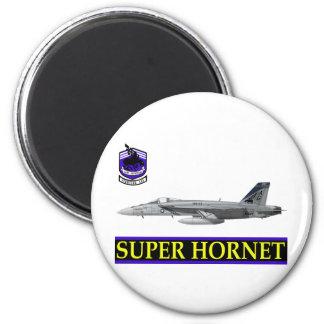 VFA-143 Pukin Dogs F-18 Hornet Fridge Magnets