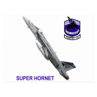 """VFA-143 """"Pukin persigue"""" el avispón F-18 Postales"""