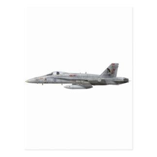 VFA-147 F18C POSTAL