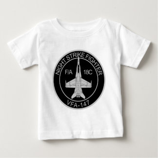 VFA - 147 Night Strike Fighter - F/A 18C Tee Shirts