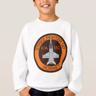 VFA 147 Strike Fighter  Hornet -FA 18C Sweatshirt