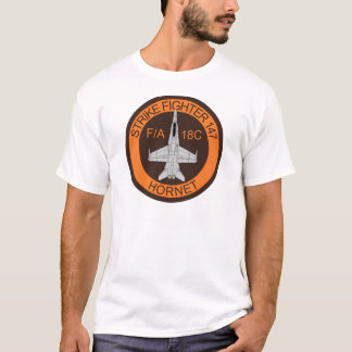 VFA 147 Strike Fighter  Hornet -FA 18C T-Shirt