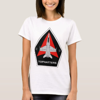 VFA - 14 Fighter Squadron TOPHATTERS T-Shirt
