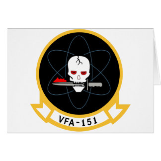 VFA-15 Valions Greeting Card