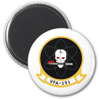 VFA-15 Valions Imán Redondo 5 Cm