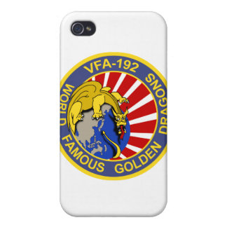 VFA-192 Golden Dragons iPhone Case