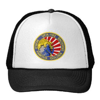 VFA-192 Golden Dragons Trucker Hat