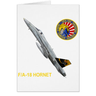 VFA-192 GOLDENDRAGONS Squadron Patch Cards
