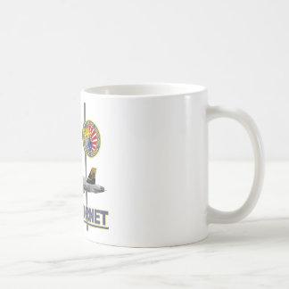 VFA-192 GOLDENDRAGONS Squadron Patch Coffee Mug