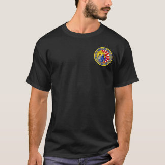 VFA-192 GOLDENDRAGONS Squadron Patch T-Shirt