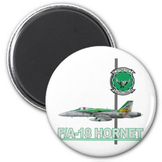 VFA-195 Dambusters 2 Inch Round Magnet
