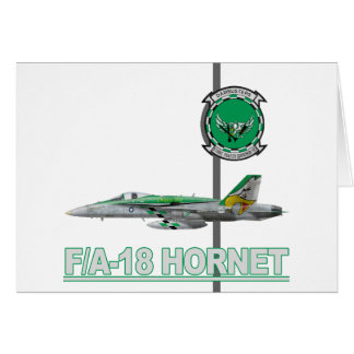 VFA-195 Dambusters Tarjetón