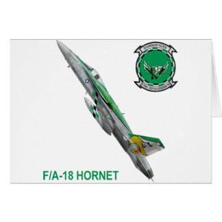 VFA-195 Dambusters Tarjeta De Felicitación