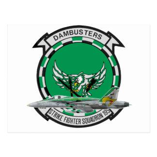 VFA-195 Dambusters Postal