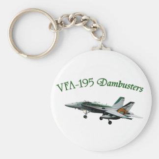VFA-195 key chain
