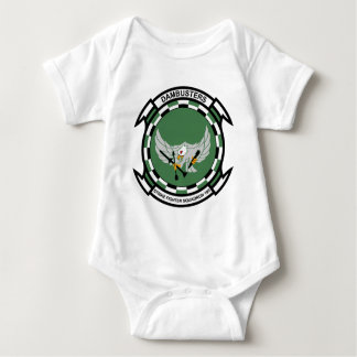 VFA - 195 Strike Fighter Squadron - Dambusters Baby Bodysuit