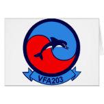 VFA-203 FELICITACIONES
