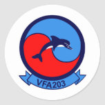 VFA-203 STICKER
