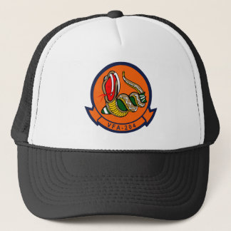 VFA-204 River Rattlers Trucker Hat