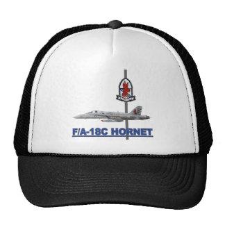 vfa-22 Fighting Redcocks F-18 Hornt Mesh Hats