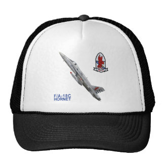 vfa-22 Fighting Redcocks F-18 Hornt Trucker Hat